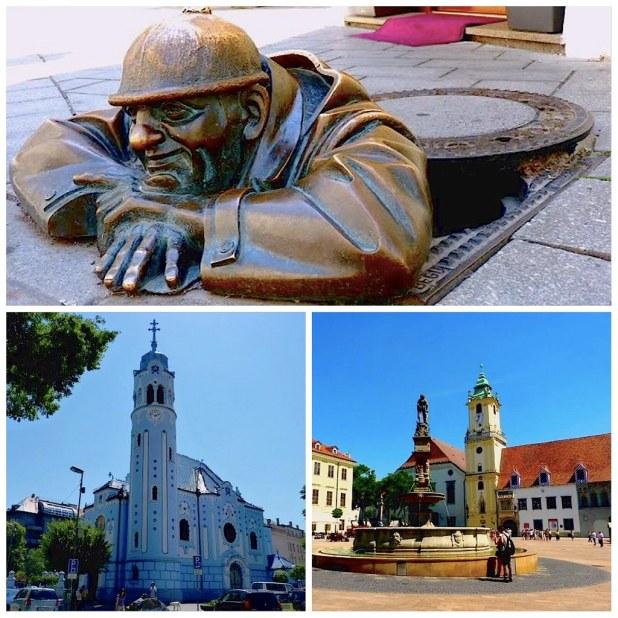 5 lugares que ver en Bratislava