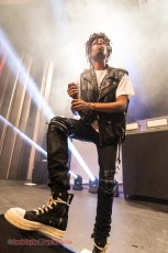 Danny Brown + ZelooperZ @ The Vogue Theatre - October 6th 2016