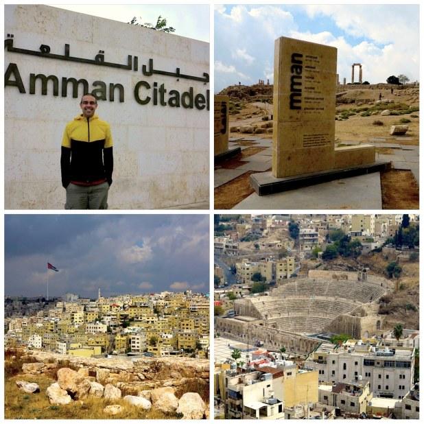 Visitar Ammán y su ciudadela