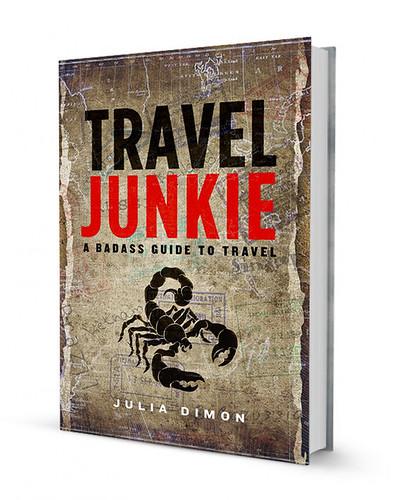 solo female adventure travel guide book