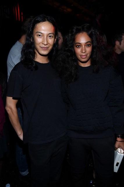 Alexander Wang H&M Runway Debut