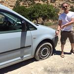 3 Viajefilos en Creta, Matala-Rethymmo 10