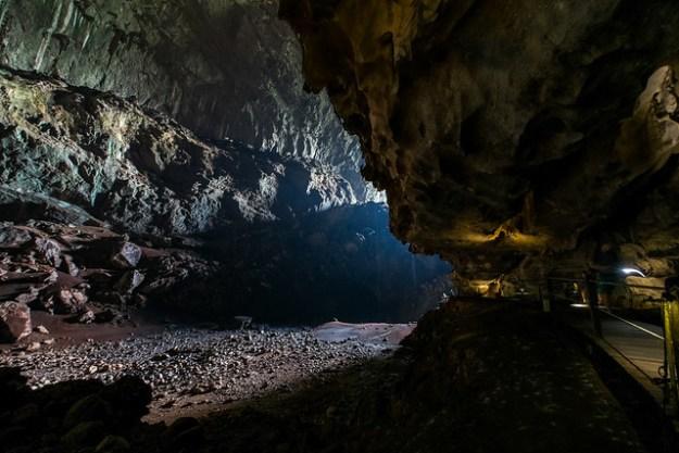 Vast Deer Cave. Gunung Mulu