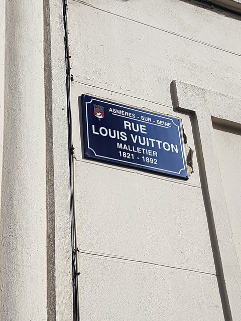 Rue Louis Vuitton