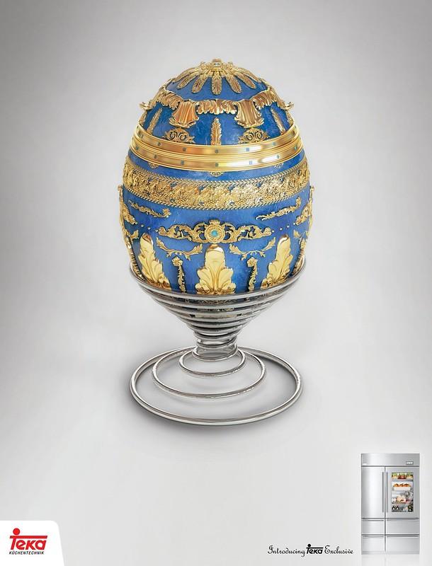 Teka Exclusive - Egg