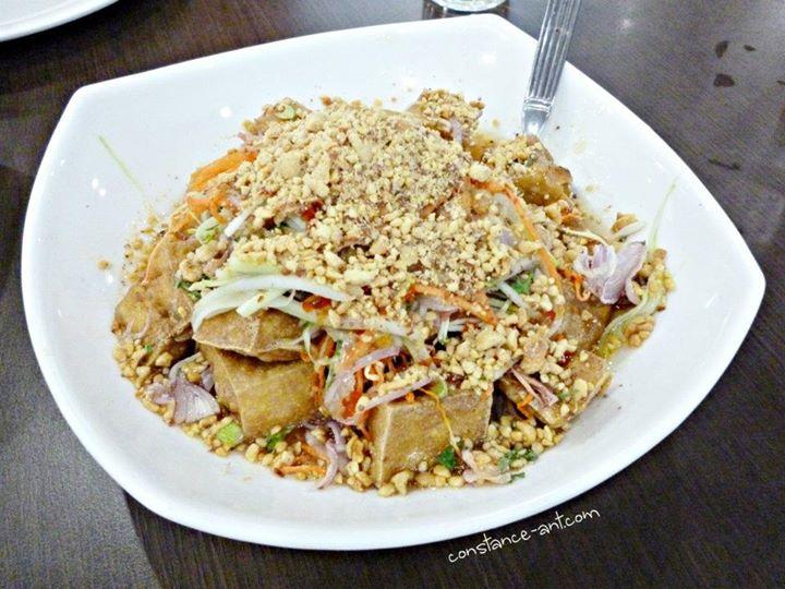 Lunchy amy heritage nyonya cuisine melaka raya antzworld for Amy heritage nyonya cuisine