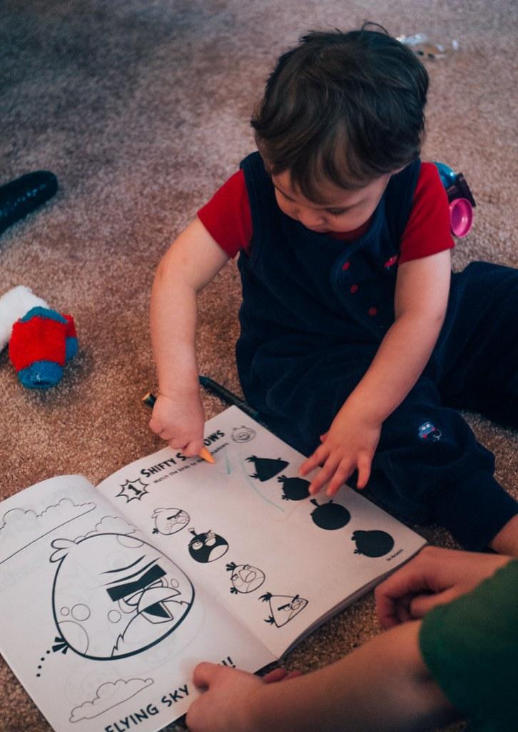 Micah coloring