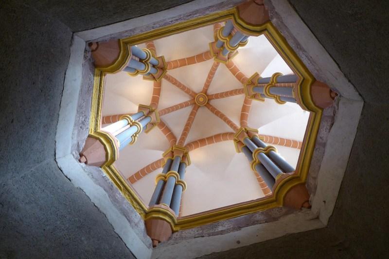 Vianden (Luxembourg) - 13 - Crypte