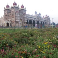 Backpacking India: Mysore