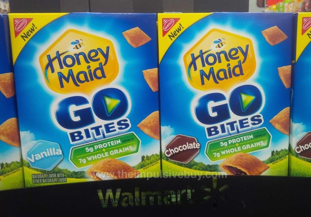 Nabisco Honey Maid Go Bites