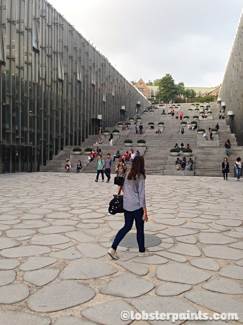 1 Oct 2014: EWHA Womans University | Seoul, South Korea