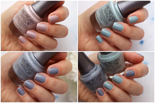 Morgan Taylor The Enchantment Collection Fall 2014 swatches