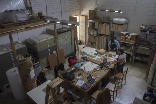 Toledo entrega mañana al INBA su acervo de más de 30 mil obras artísticas