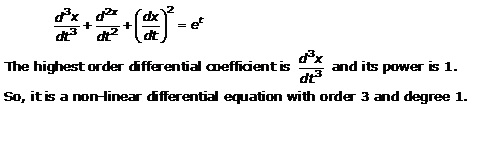RD Sharma Class 12 Solutions Chapter 22 Differential Equations Ex 22.1 Q1