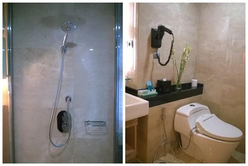 Superior's Bathroom