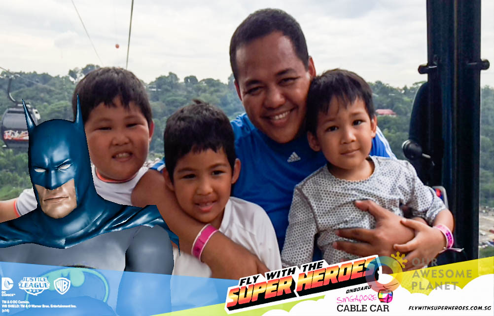 Super Hero with Sentosa Cable Car-4.jpg