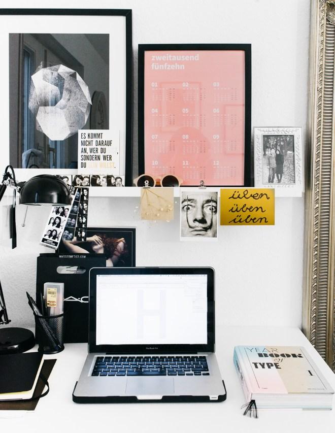office_interior, Kalender für 2015