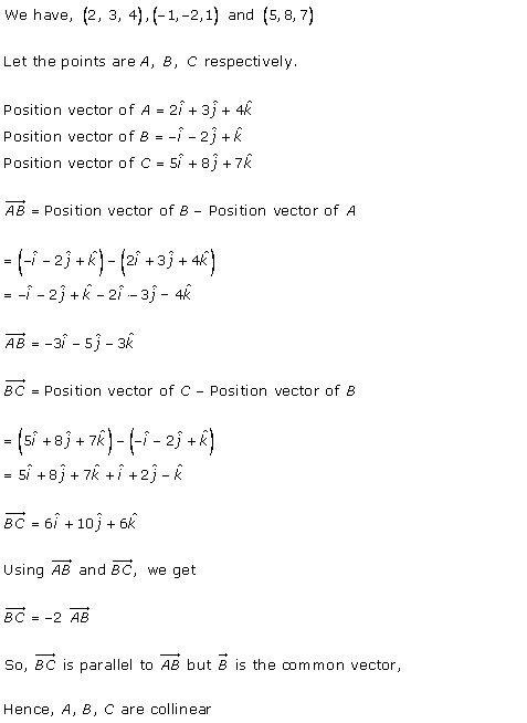 RD Sharma Class 12 Solutions Chapter 27 Direction Cosines and Direction Ratio Ex 27.1 Q6