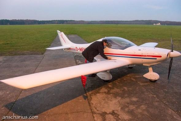 Sunset flight #6 - Nikon 1 V3 & AF-S VR 10-100mm (non PD)