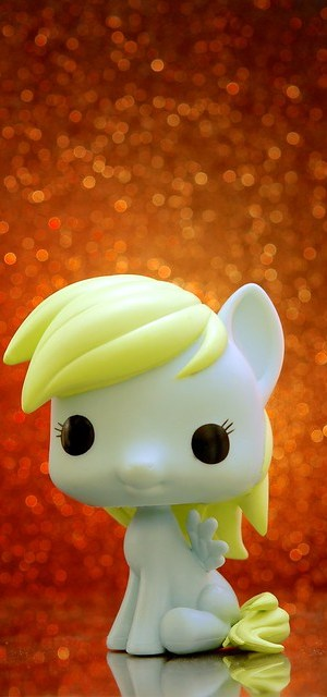 Derpy Hooves Spotlight from Flickr via Wylio