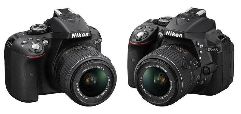 Nikon D5300 camara reflex