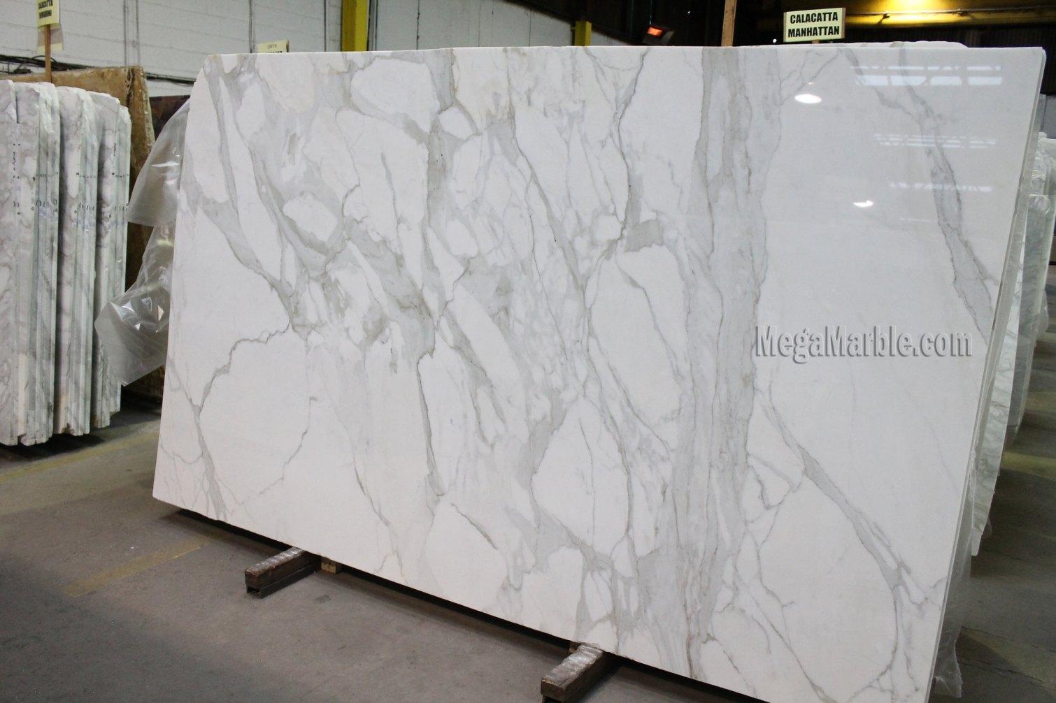 Calacatta Gold Premium Natural Stone Marble Slabs