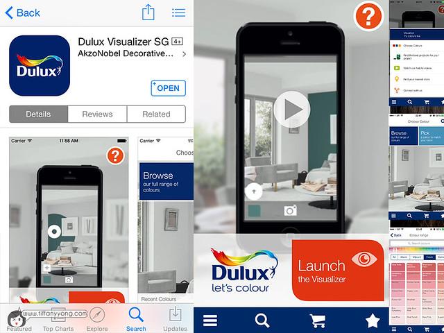 Dulux SG Visualizer