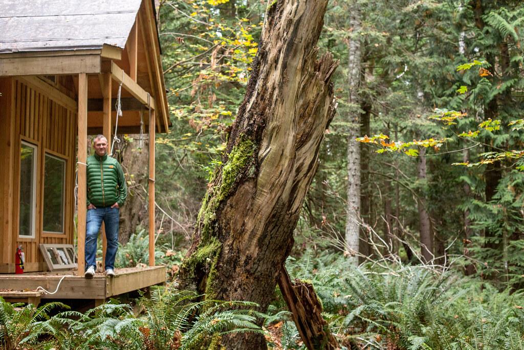 Camp Fircom Outtakes - Gambier Island, British Columbia Canada - Sustainable Howe Sound David Suzuki Foundation
