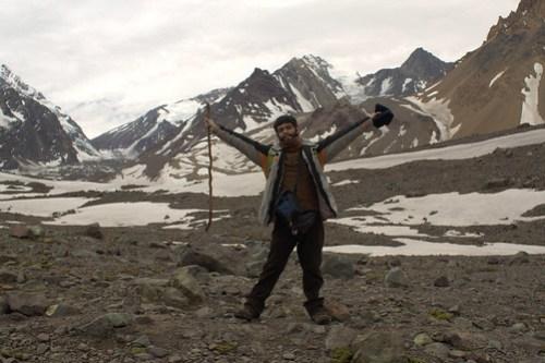 Ariel - Cordillera de los Andes
