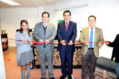 El presidente del INADEM inauguró Centro de Atención Empresarial en la UAM