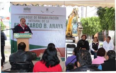 La Av. Ricardo B. Anaya sera rescatada