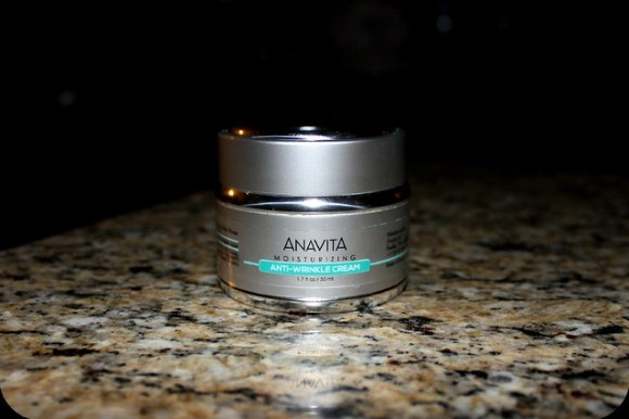 Anavita Moisturizing Anti-Wrinkle Cream