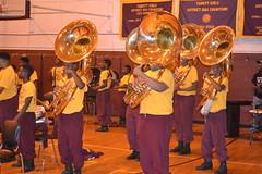 033 Oakhaven High School Band