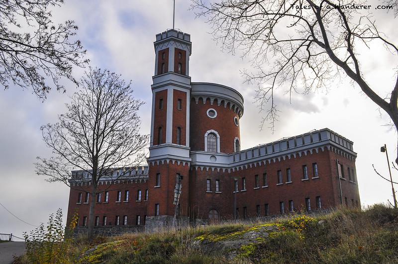 STOCKHOLM - Kastellholmen - Kastellet