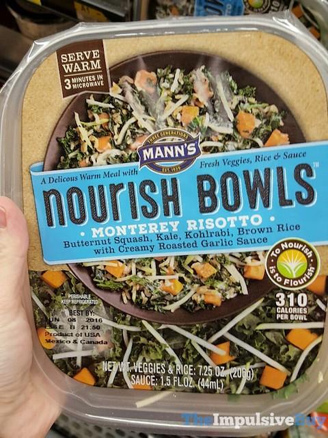 Mann's Monterey Risotto Nourish Bowls