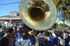 108 Rebirth Brass Band