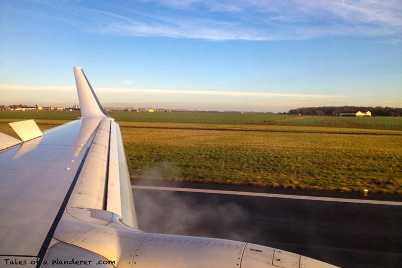 BEAUVAIS - Aéroport de Beauvais-Tillé