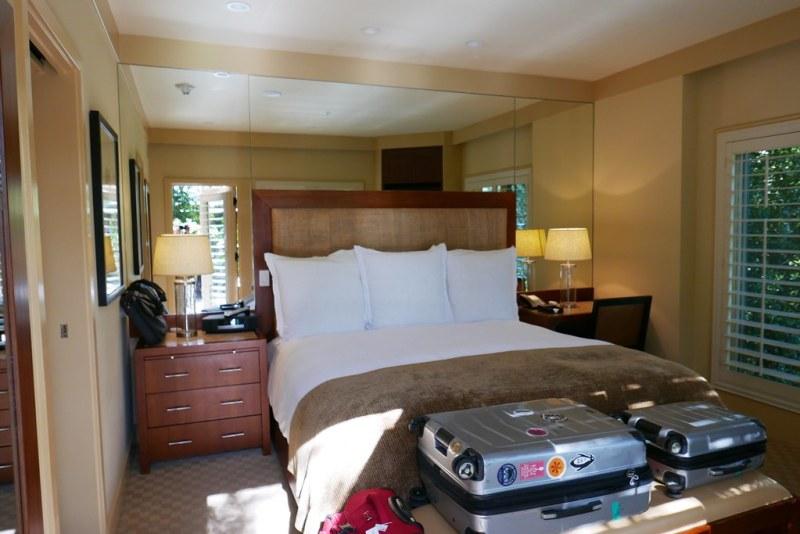 Room at Calistoga Ranch