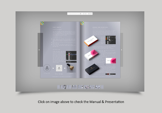 Manual preview