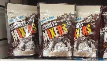 SPOTTED ON SHELVES Hersheys Mixers