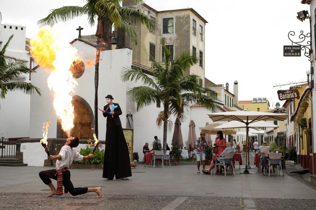 """""""Rainha das Flores"""" volta a gravar na Ilha da Madeira"""