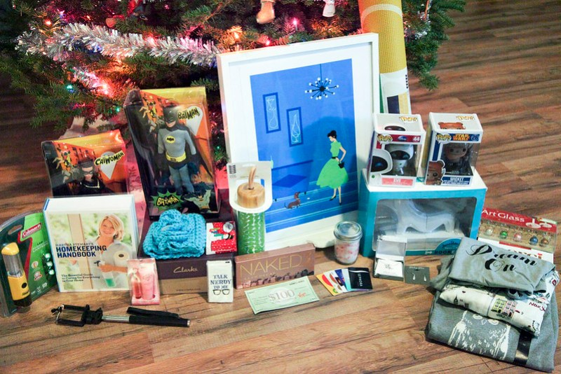 My 2014 Christmas Presents
