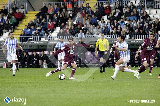 Copa del Rey. Vuelta. Málaga - Deportivo