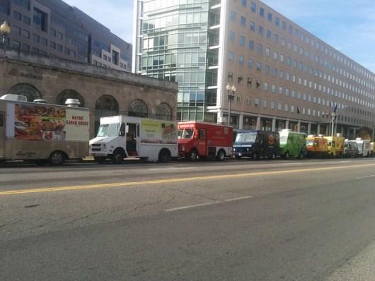 Food Truck Row