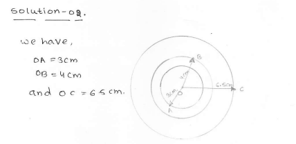 RD SHARMA class_6 solutions  14.Circles  Ex_14.1 Q 2