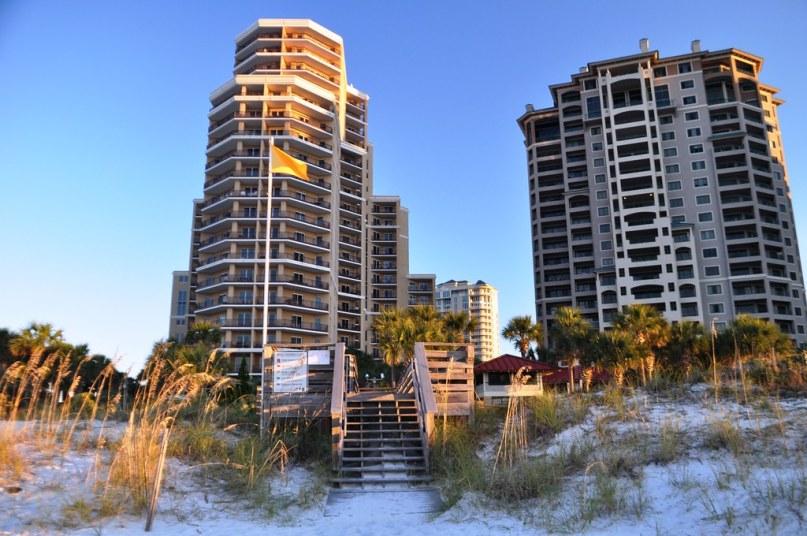 Westinwinds Condo (L)- Sandestin Golf and Beach Resort, Florida, Oct. 25, 2014