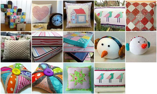 Cushions 2014