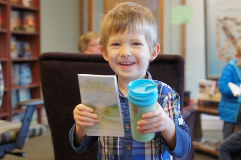 Sunday School at the Lake Oswego Mission