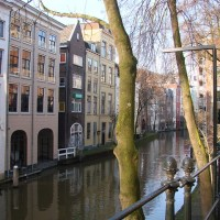 Utrecht's Beautiful Canals