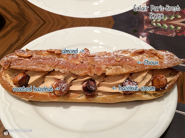 PAUL eclair paris brest 2